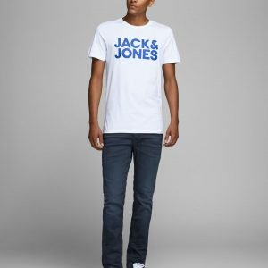 Denim Jack & Jones Slim Fit Jeans Dark Blue