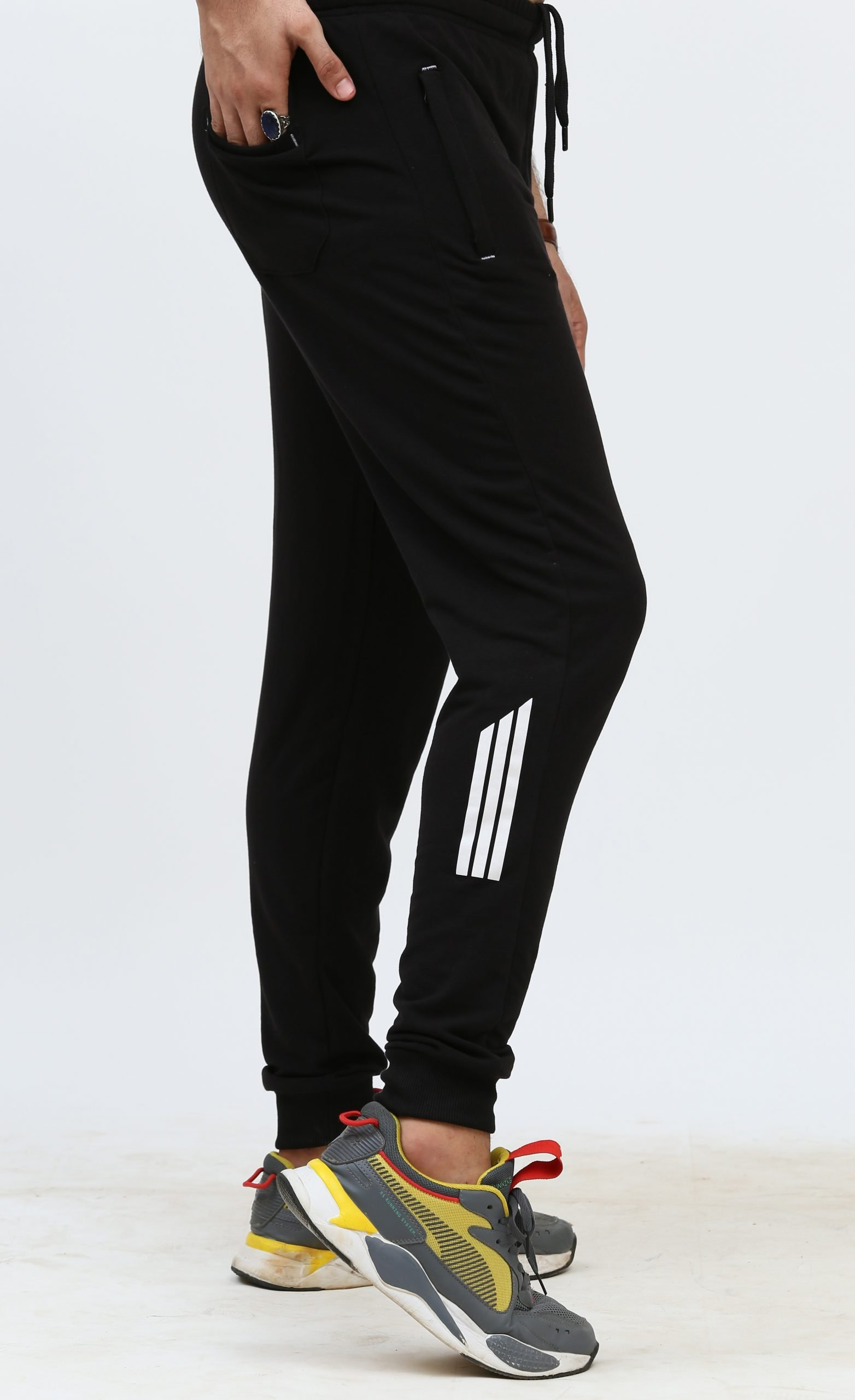 Ace Stripe Stretchable trouser