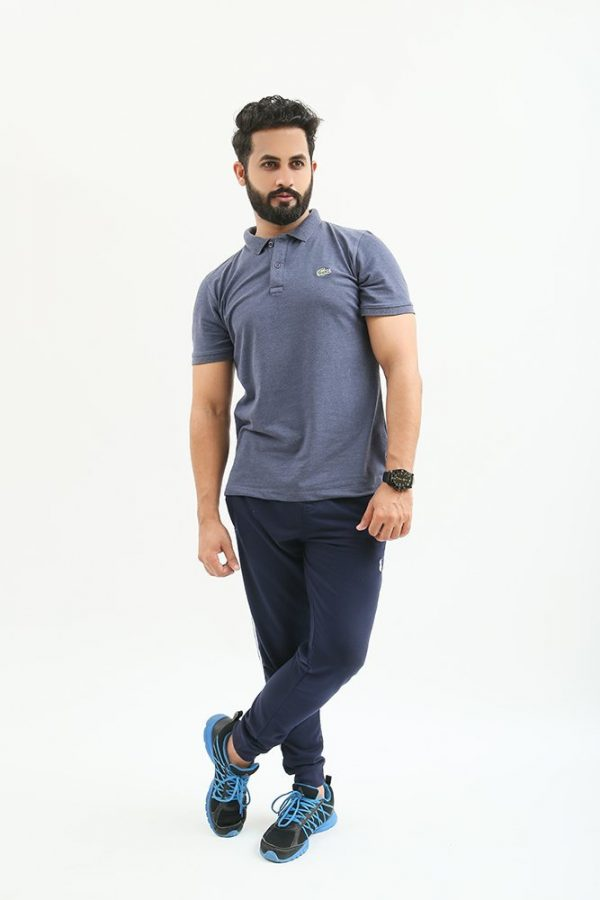 Ace Crocodile Stretch Polo