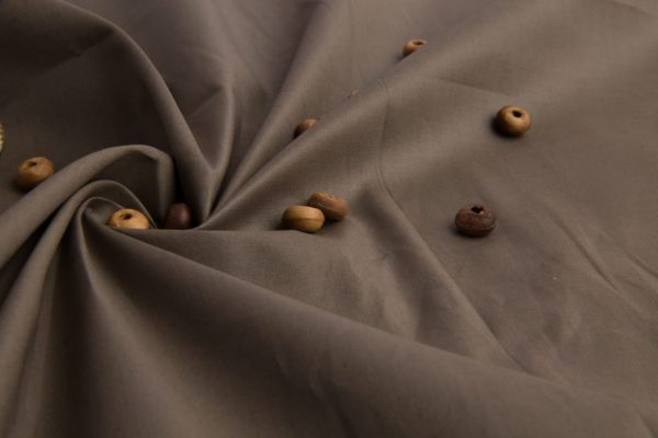 Gold Brown 100% Premium Combed Cotton